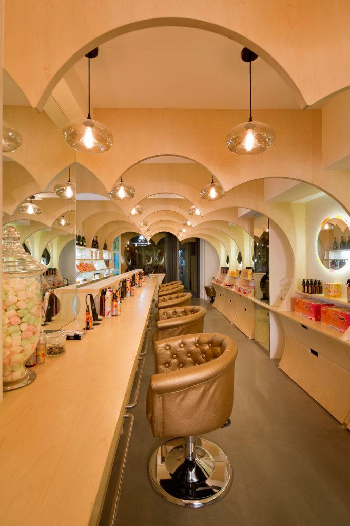 Z A Studio Amika Hairdo Bar