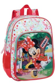 Σχολική Τσάντα Disney Minnie Strawberry Jam 8435306290114