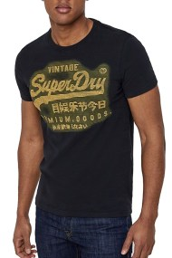 Μπλούζα Κοντομάνικη Superdry Premium Good Mid Weight Tee M10560AR