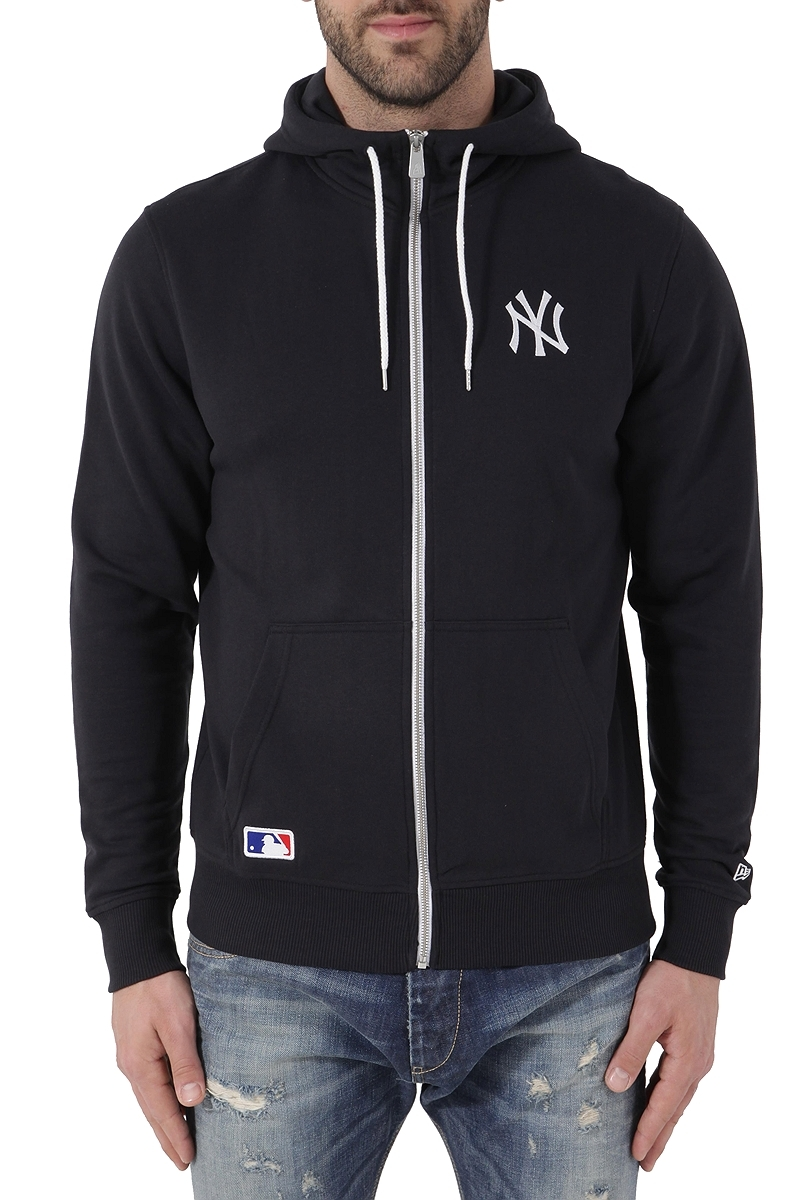 Ζακέτα New Era New York Yankees Team Apparel Hoody 11517708