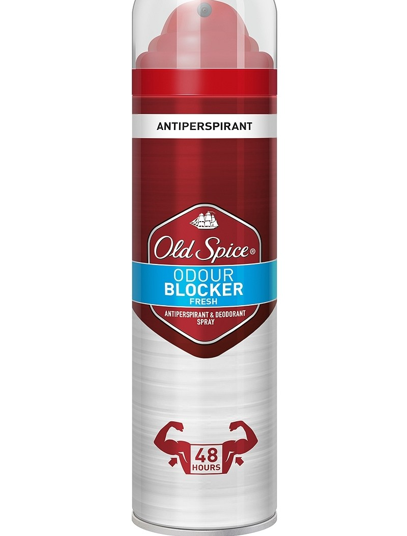 Αποσμητικό Spray Old Spice Odor Blocker 150ml 8001090205872