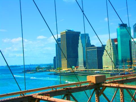 NY-Brooklyn Bridge Views