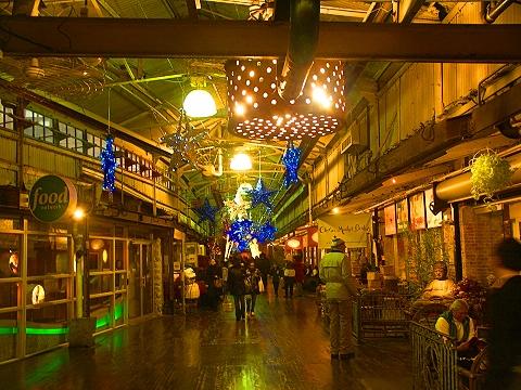 NY- Chelsea Market