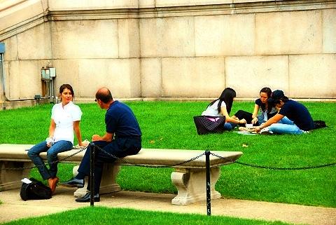 NY- Columbia University Summer School Students
