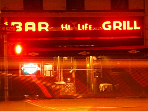 NY- Hi Life Bar and Grill
