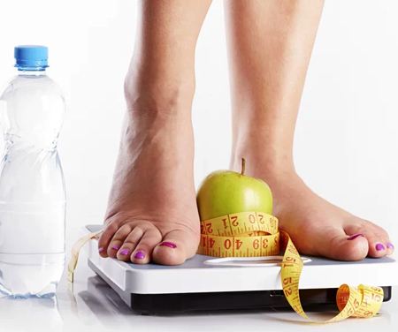 lose weight and stay healthy