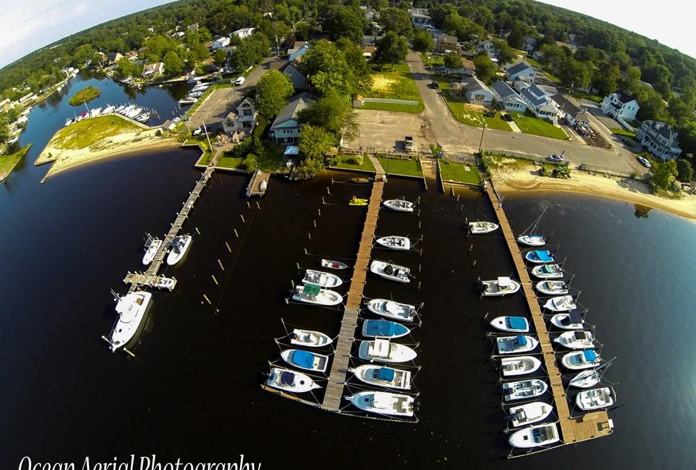 Too Many Docks & Beach Cleaner- Toms River, NJ 8-21-14