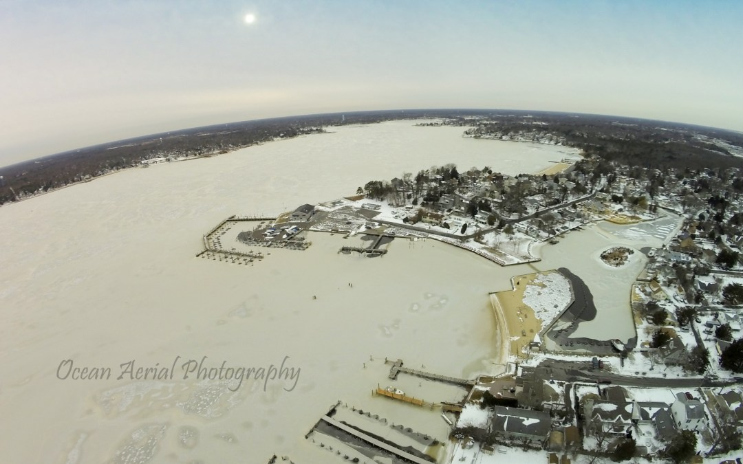Toms River Ice Boating – 2/16/15