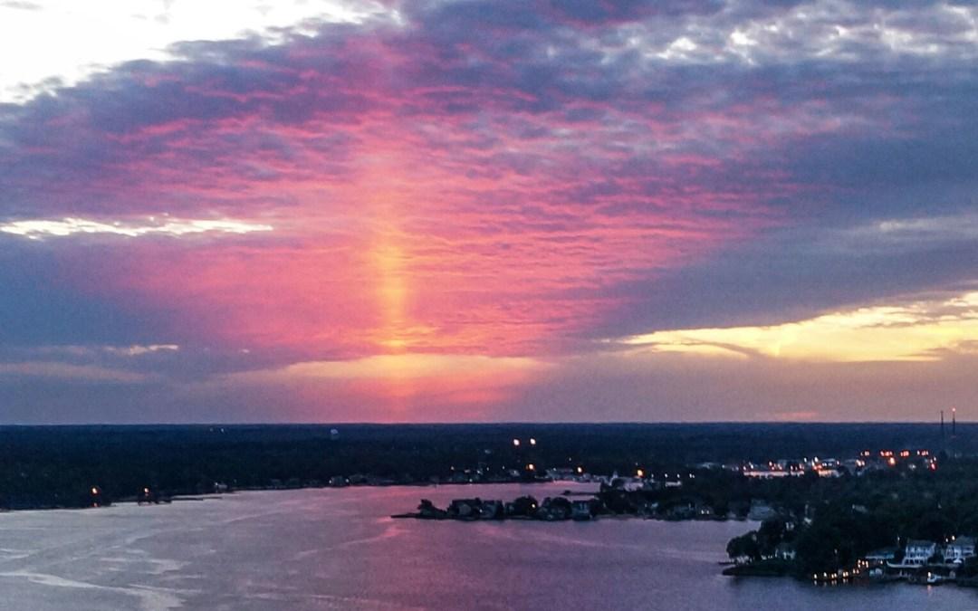 Toms River Sun Spike SunRay 10-9-14