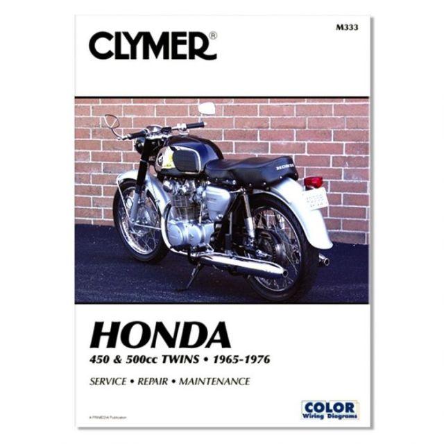 Honda Cb450 Cl450 Cb500t Repair