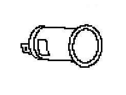 OEM 370Z Center Console Cigarette Lighter / Power Socket