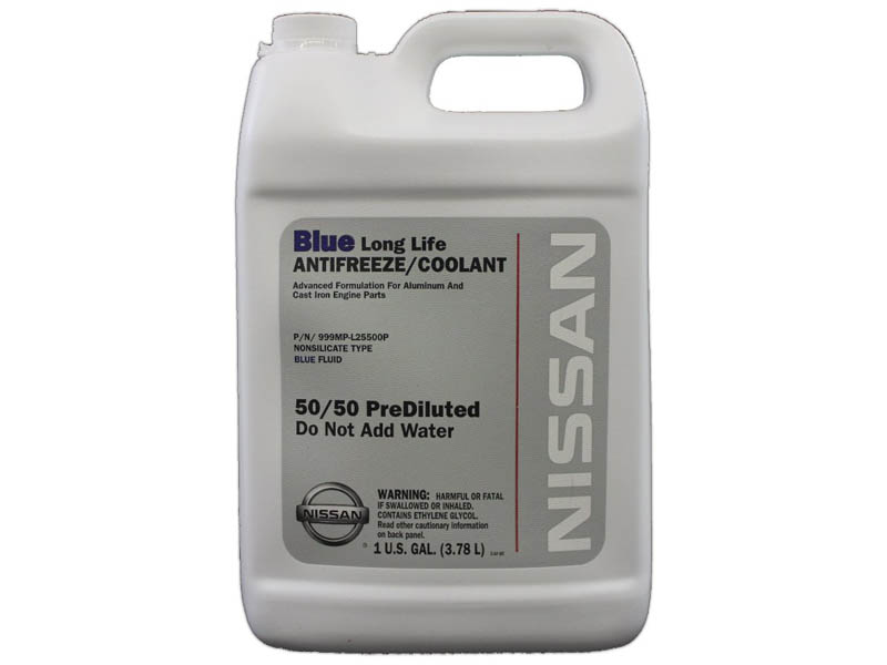 Infiniti G35 Antifreeze