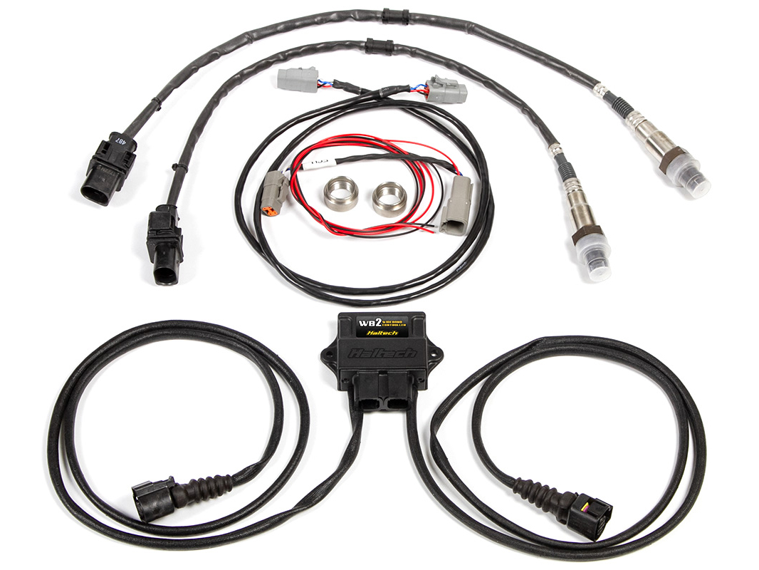 Haltech Dual Channel Can Wideband O2 Controller Kit Z1