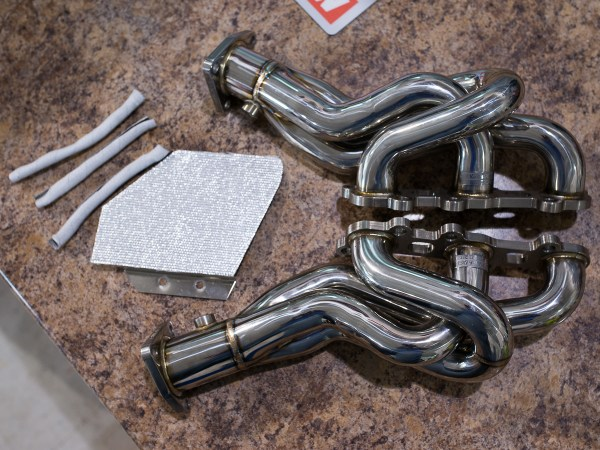 Z1 Motorsports Spec 350z G35 Pipe Dual Exhaust - Year of Clean Water