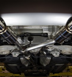 the z1 motorsports m spec 350z g35 dual exhaust was designed for the enthusiast looking for a dual exhaust that does not sacrifice power or sound  [ 1200 x 900 Pixel ]