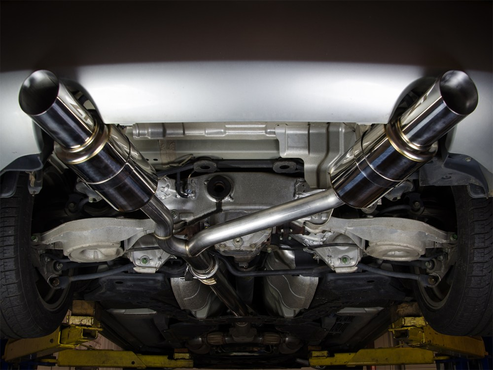 medium resolution of the z1 motorsports m spec 350z g35 dual exhaust was designed for the enthusiast looking for a dual exhaust that does not sacrifice power or sound