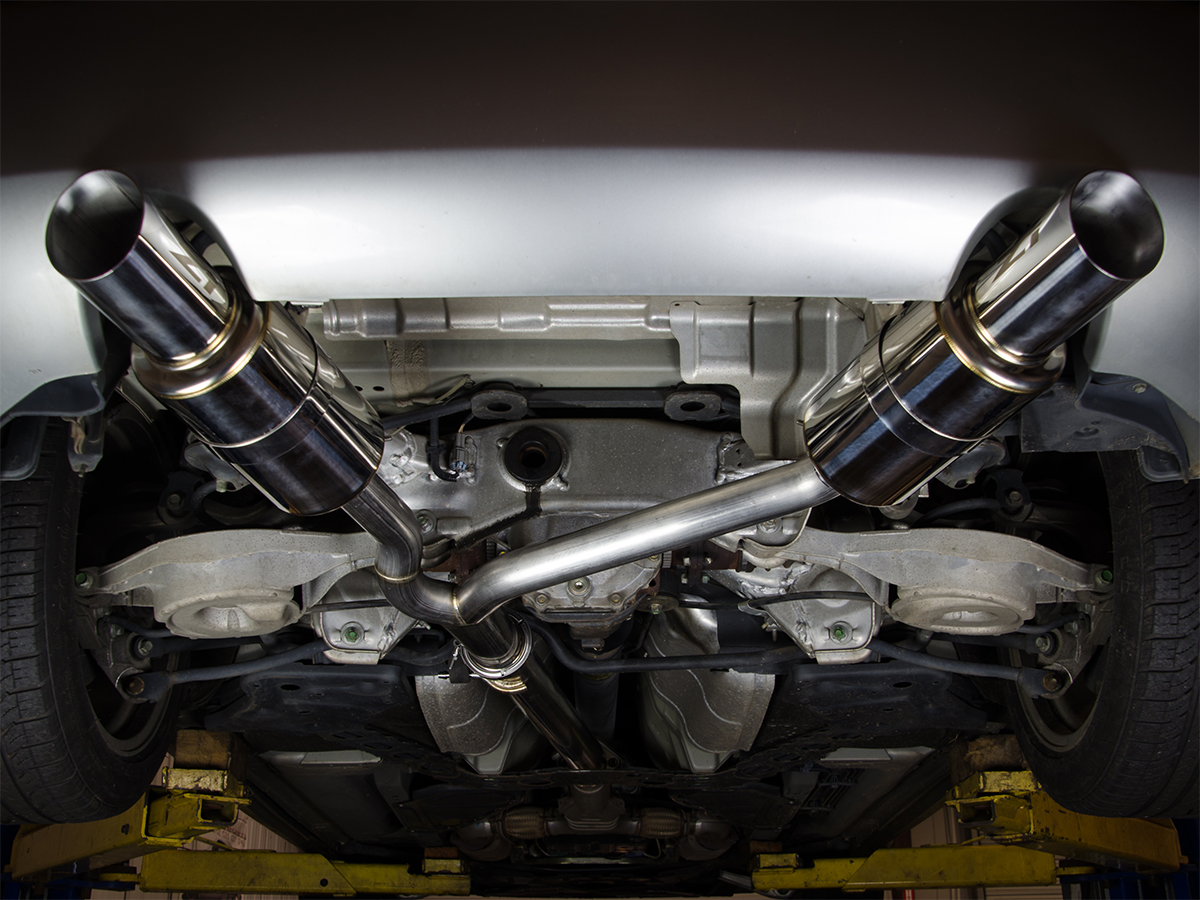 hight resolution of the z1 motorsports m spec 350z g35 dual exhaust was designed for the enthusiast looking for a dual exhaust that does not sacrifice power or sound