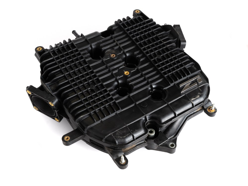 medium resolution of the z1 motorsports vq35hr intake plenum power mod is a stock intake plenum custom modified to produce significant gains in horsepower and torque across the