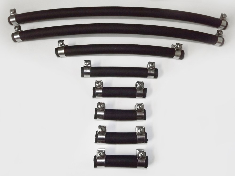 medium resolution of the 300zx fuel line kit includes 8 sections of high quality reinforced high pressure fuel injection hose cut to length these 8 hoses will replace all the