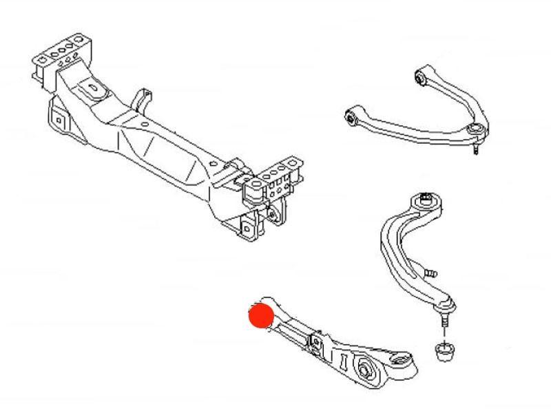 03 Infiniti G35 Front Suspension Diagram. Infiniti. Wiring