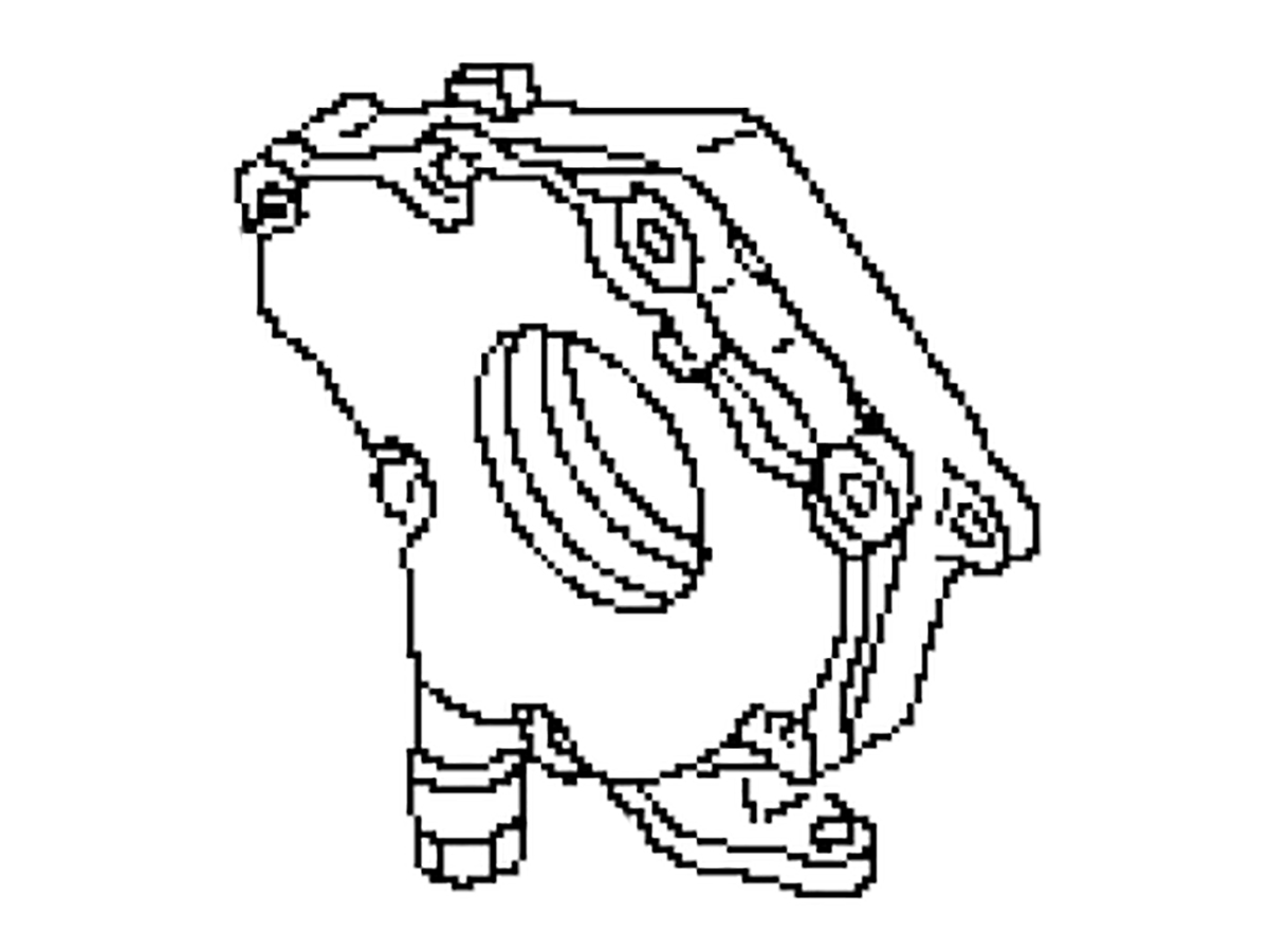 OEM FX35 / FX45 Oil Pump , Z1 Motorsports