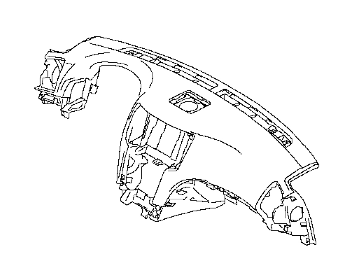 OEM G37 Convertible Dash Board Assembly, Z1 Motorsports