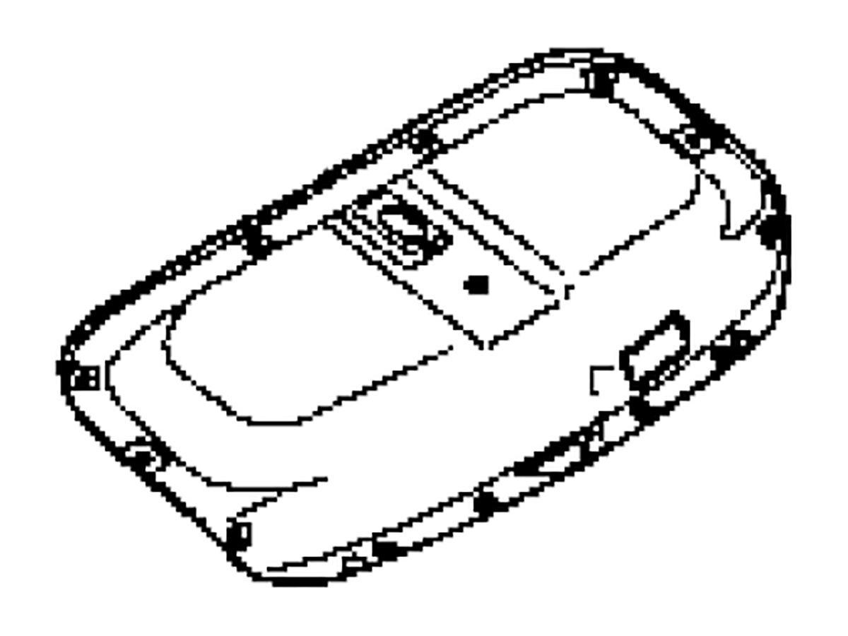 Oem 17 Q60 Trunk Lid Finisher Z1 Motorsports