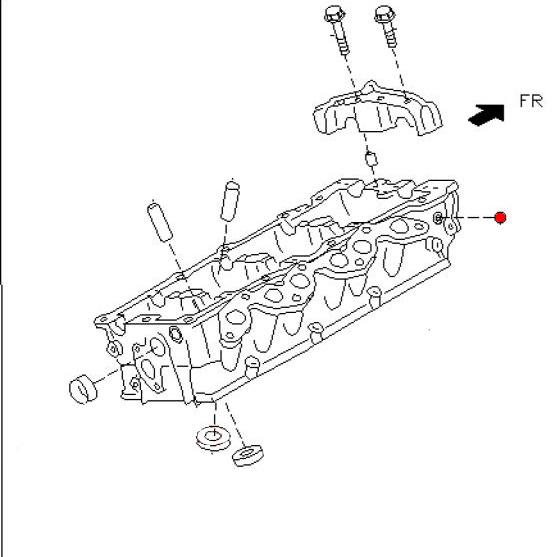 OEM Oil Gallery Plug, Z1 Motorsports