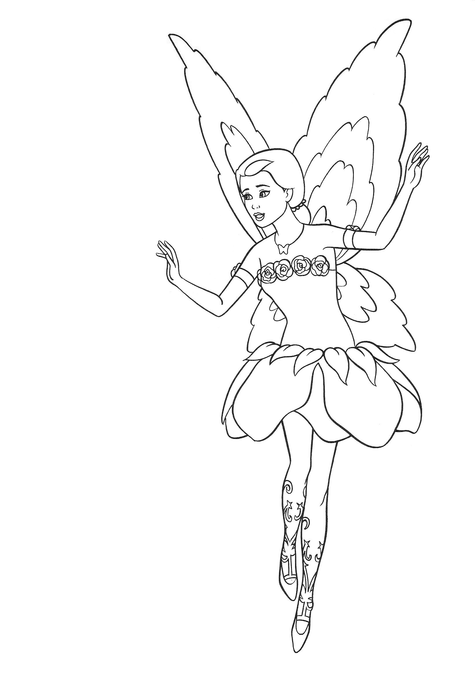 Barbie coloring pages z31, pokemon coloring pages