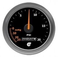 MTX-A: 20 PSI Vacuum / Boost Gauge