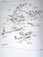 フェアレディZ32 マフラー部分整備要領書 2シーター