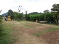 台キャンプ場キャンプサイト