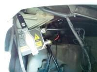 Z32バンパー内部写真2