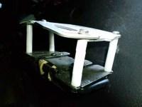 Z32アクセルペダル部分写真