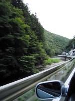 Zの車窓からの写真