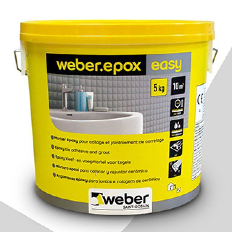 weber epox easy
