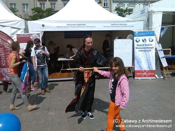 Festiwal Nauki i Sztuki Kraków 2017