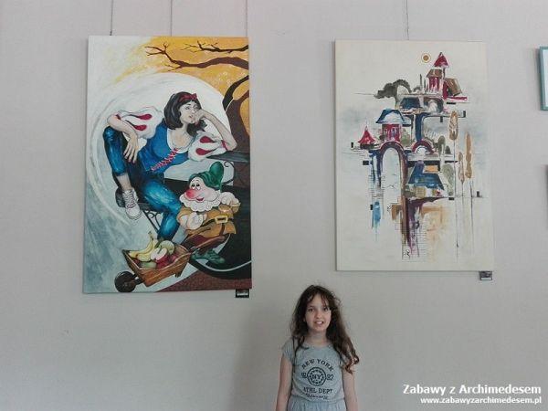 Studenckie życie: Wizyta w galerii