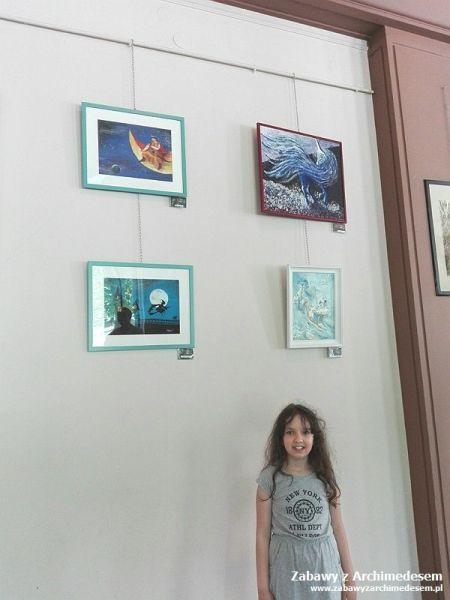 Wizyta w galerii