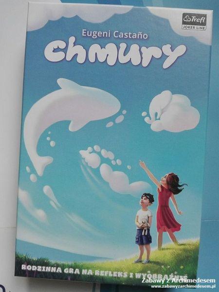 Chmury - gra od Trefl