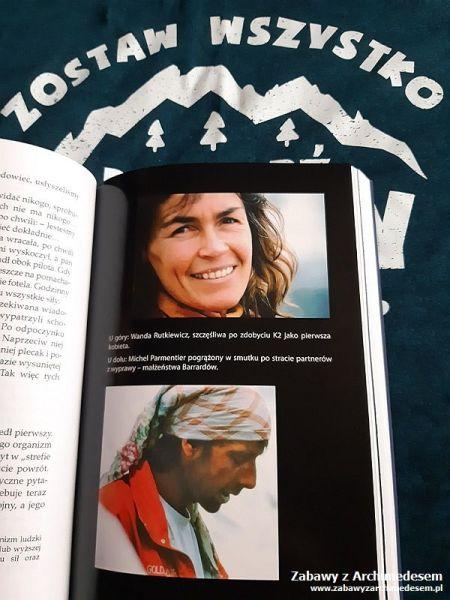 Anna Czerwińska - Groza wokół K2