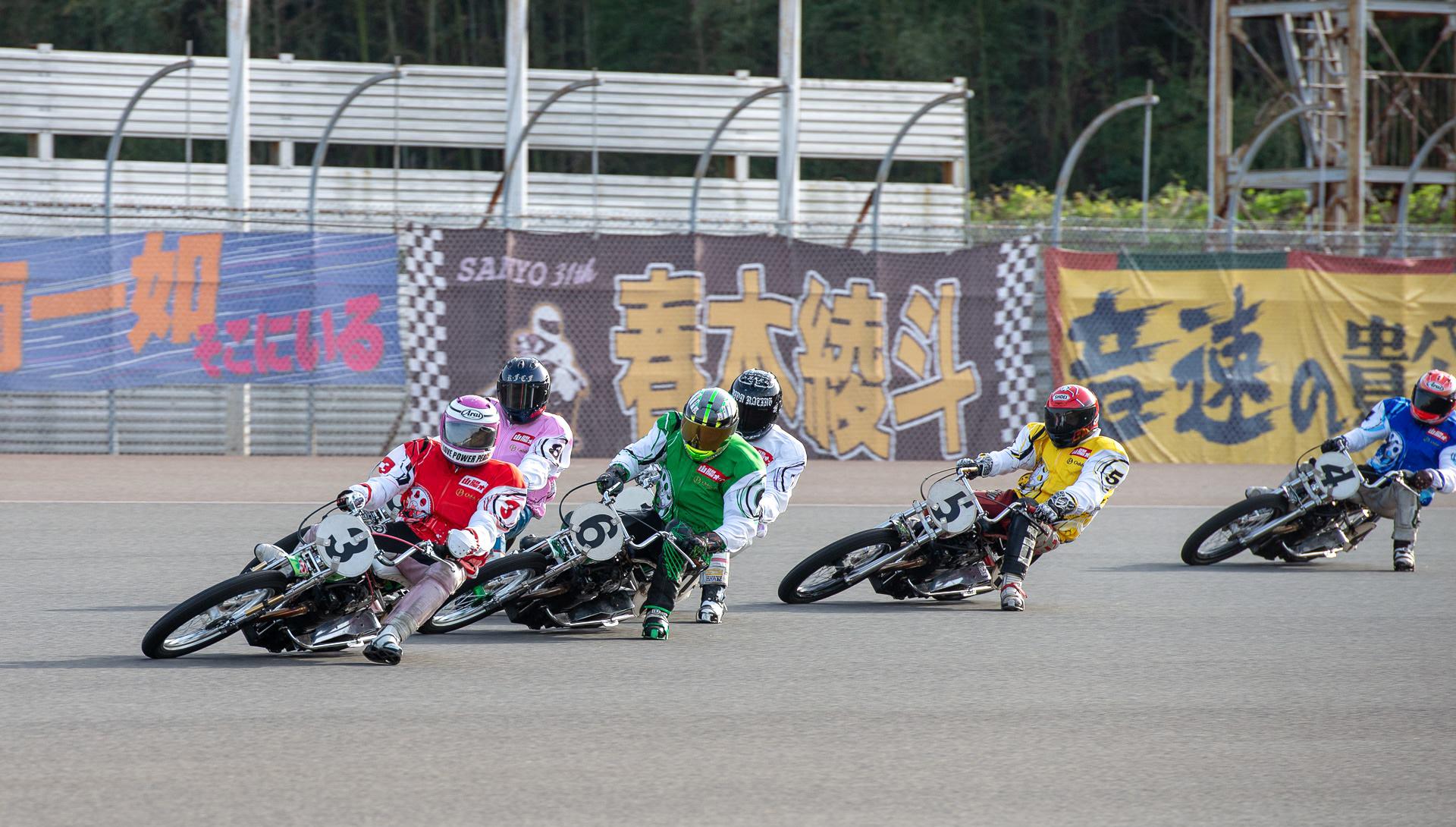 japanese auto racing za