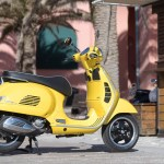 First Ride 2019 Vespa Gts 300 Hpe Za Bikers