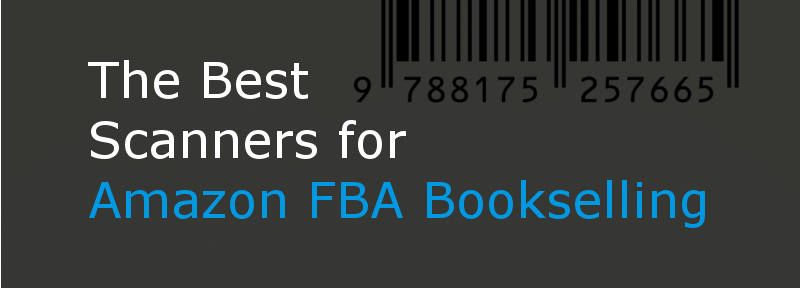 Best Barcode Scanners for Amazon FBA Bookselling - Zabi's Journey