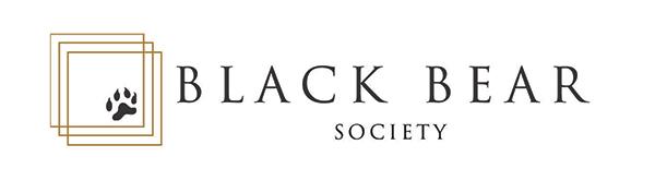 Black Bear Society Logo
