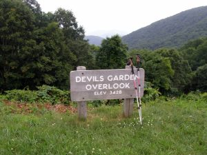 Devil's Garden Overlook