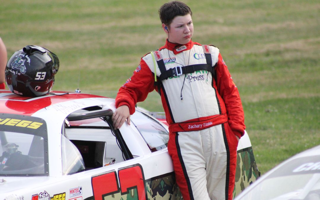 Zachary Tinkle #53 Enters the 53rd running of the Redbud 400 at Anderson Speedway – making his ARCA/CRA Super Series debut