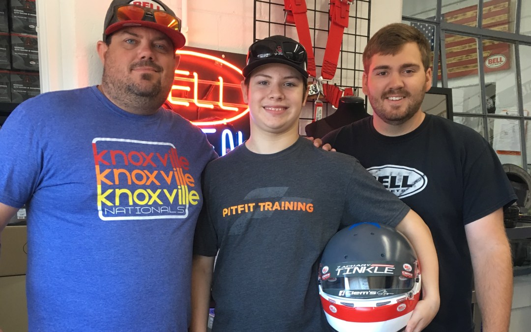 Zachary Tinkle To Premiere Custom Paint Scheme On Bell Helmet During Redbud 400 Weekend – Becoming Latest Bell Athlete
