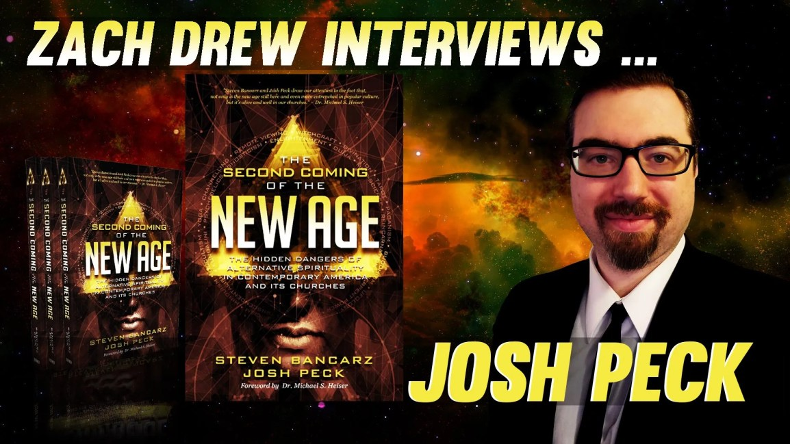 SPECIAL Interview with Josh Peck I The Second Coming of the New Age (PART 1 OF 2) - Zach Drew Show