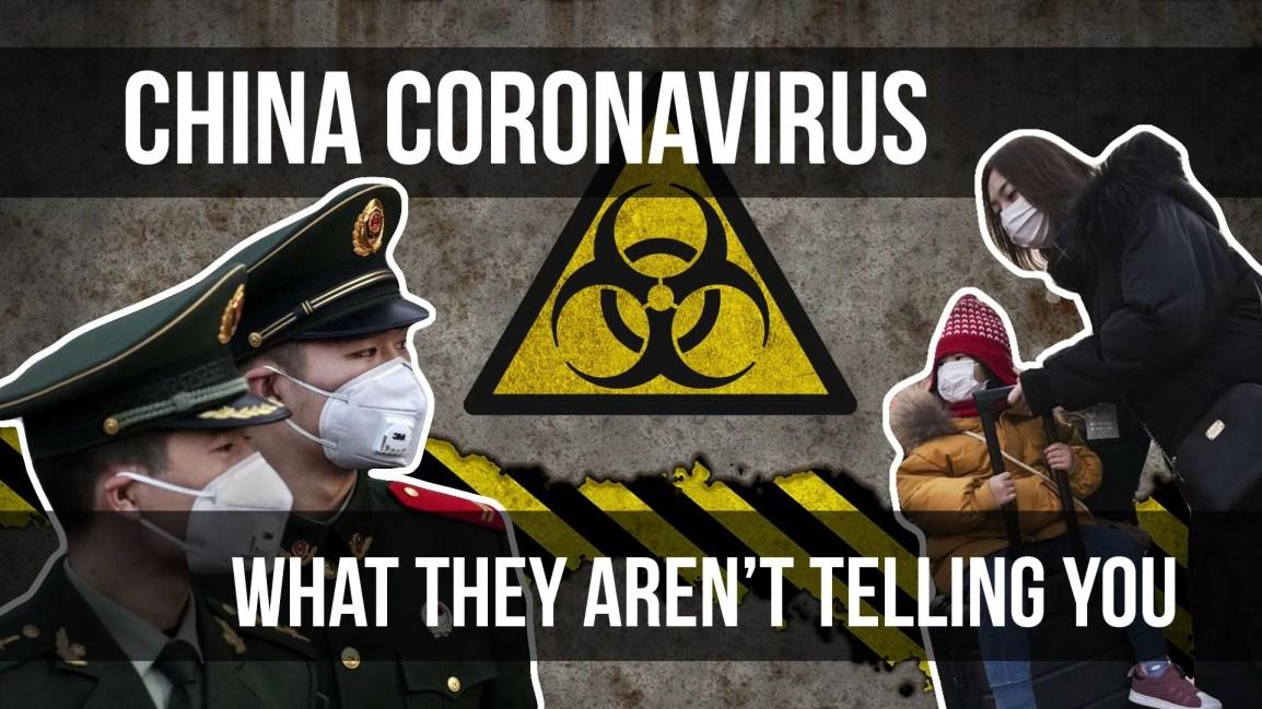China Coronavirus: What They Aren't Telling You - Zach Drew Show